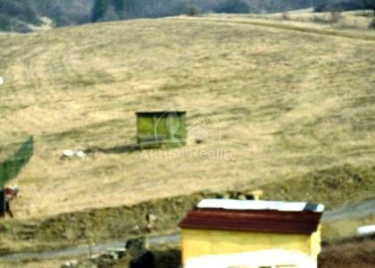 Pozemok v Ráztočne, okres Prievidza - dobrá cena a poloha - Stavebné, komerčné a iné pozemky na predaj